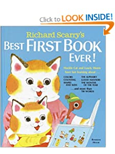 Richard Scarry's Best First Book Ever!