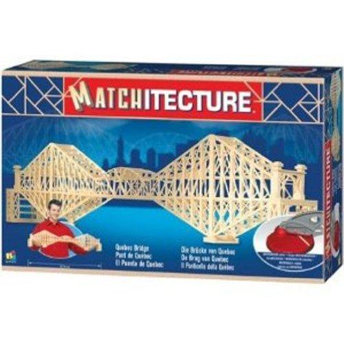 Bojeux Matchitecture - Quebec Bridge