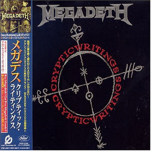 Cryptic Writing by Megadeth