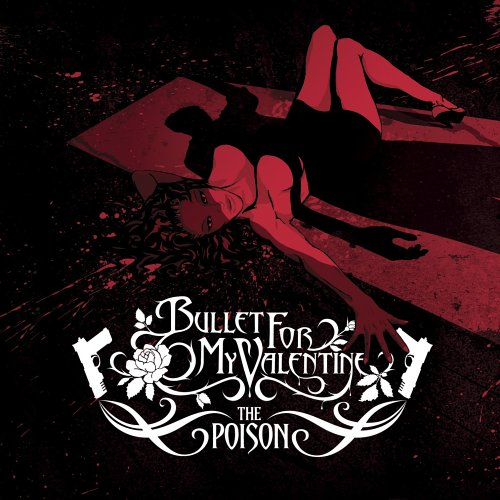 Original album cover of Poison by Bullet for My Valentine