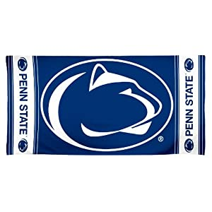 Buy NCAA Penn State Nittany Lions 30 by 60 Fiber Reactive Beach Towel by WinCraft