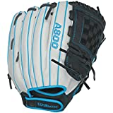 "Wilson A800 Aura 12"" Fastpitch Softball Glove Wta08rf1612 2-Piece"