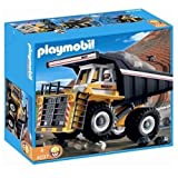 Playmobil Construction 4037 Autocarro con Cassone Ribaltabile