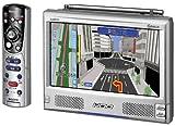 SANYO NV-HD500 DVDビデオプレーヤー内蔵ポータブルHDDナビゲーションシステム