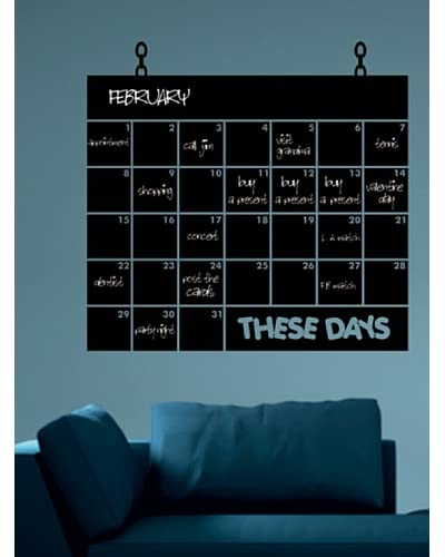 Lavagna Calendario
