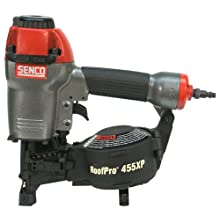 Senco RoofPro455XP Roofing Coil Nailer, Contact Actuation