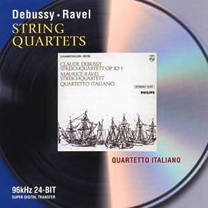 Debussy & Ravel: String Quartets ~ Quartetto Italiano