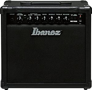 Ibanez IBZ15GR Electric Guitar Amplifier with Reverb by Ibanez