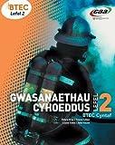 BTEC Cyntaf Gwasanaethau Cyhoeddus: Lefel 2 (Welsh Edition)