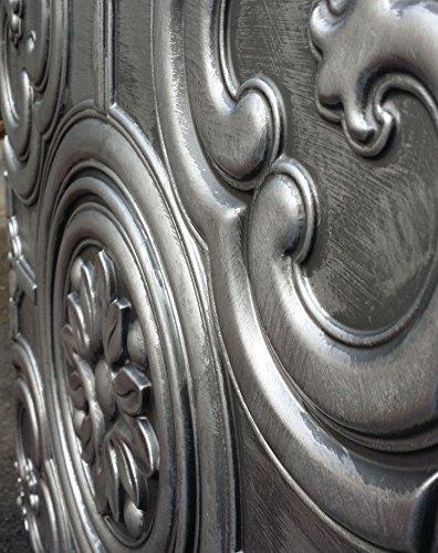 PL50imitation peinture étain antique plafond Panneaux muraux décoration carrelage 3D en relief Cafe Pub Shop Art 10pieces/Lot