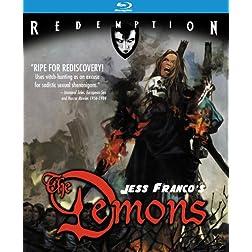 Demons [Blu-ray]
