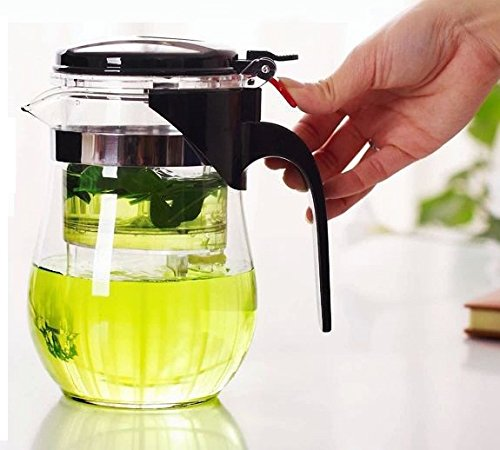 500Ml Heat Resistant Glass Tea Pot High-Quality Chinese Glass Teapot