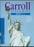 img - for Carroll Publishing State Directory Executive Legislative Judicial Summer 2013 book / textbook / text book