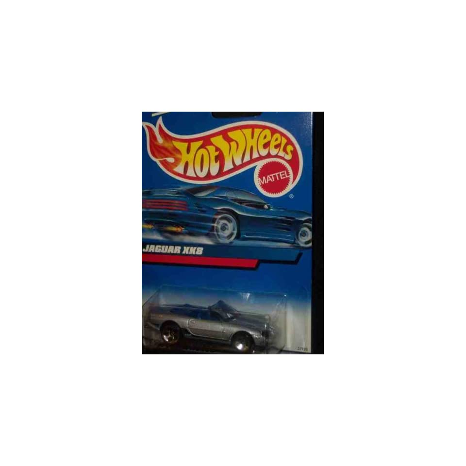 #2000 165 Jaguar XK8 Collectible Collector Car Mattel Hot Wheels 164 Scale