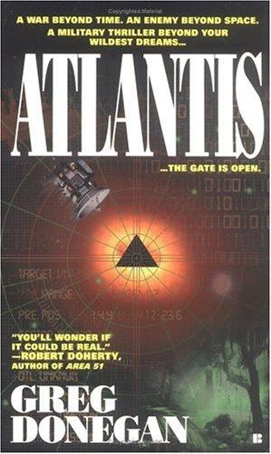 Atlantis (Atlantis), GREG DONEGAN