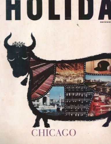 Holiday Dec 1960 ORIENTAL RUGS/SUGARBUSH VT/CHICAGO