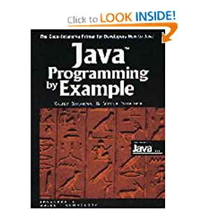 Java Programming Example (SIGS: Advances in Object Technology)