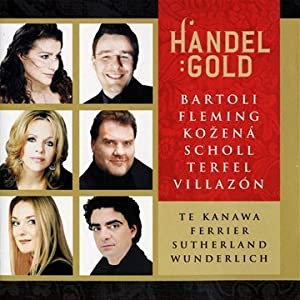 Handel Gold: Handel's Greatest Arias