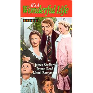 Fhe Its A Wonderful Life James Stewart Donna Reed Lionel Barrymore Thomas Mitchell Henry