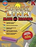 Summer Link Math plus Reading: Grades Prek-k