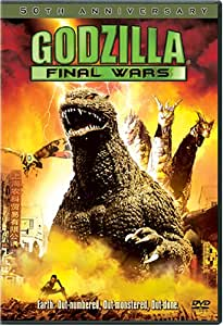 Godzilla: Final Wars [DVD] [2004] [Region 1] [US Import] [NTSC]