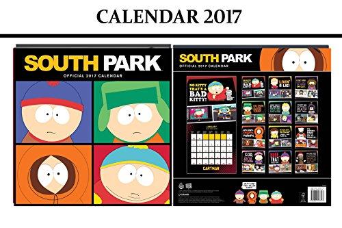 south-park-official-2017-calendar-south-park-fridge-magnet