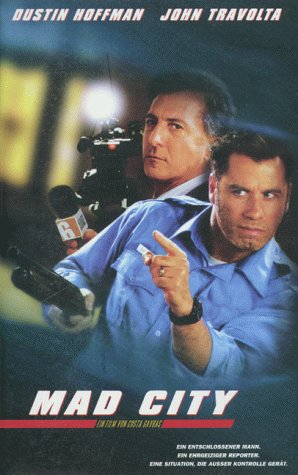 Mad City [VHS]