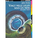 Vingt mille lieues sous les mers : tome 2par Jules Verne