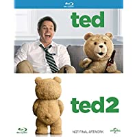 Ted/Ted 2 - Extended Editions (Blu-ray +UV Copy)