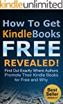 How To Get Kindle Books FREE Revealed...