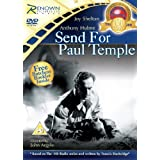 Send For Paul Temple [DVD][1946]by Anthony Hulme