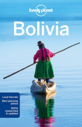 Lonely Planet Bolivia (Travel Guide) PDF