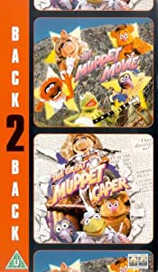 Amazon.com: The Great Muppet Caper [VHS]: Jim Henson ...The Muppet Movie Vhs Amazon