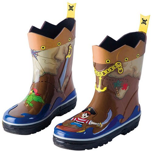 Kidorable Pirate Welly Boots – Size 6