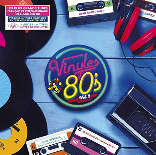 Vinilo : VARIOUS ARTISTS - Vinyles 80's Vol 2 (2 Discos)