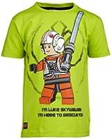 LEGO Wear Jungen T-Shirt LEGO Star Wars T-Shirt Luke Skywalker THOR 350