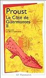 """Afficher """"A la recherche du temps perdu<br /> Le Côté de Guermantes. 1"""""""
