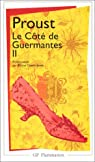 A la recherche du temps perdu, tome 3, 2ème partie : Le Côté de Guermantes II