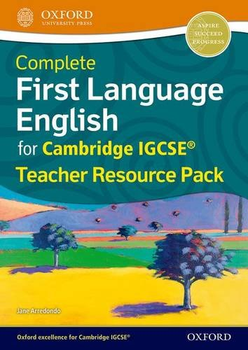 Complete First Language English for Cambridge IGCSE® Teacher Resource Pack (Teachers Resource Kit)