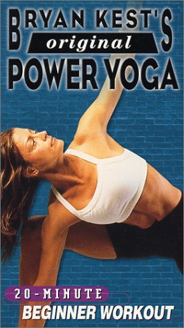 Bryan Kest - Power Yoga 20 Minute Workout [VHS] (Power Yoga Bryan Kest compare prices)
