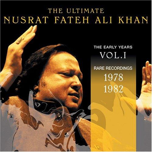 Nusrat Fateh Ali Khan - The Ultimate Nusrat Fateh Ali Khan, Volume 2: 1983-1984 (disc 1) - Zortam Music
