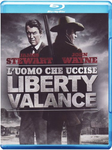 L'uomo che uccise Liberty Valance [Blu-ray] [IT Import]