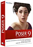 Software - Poser 9 Box dt. Mac/win