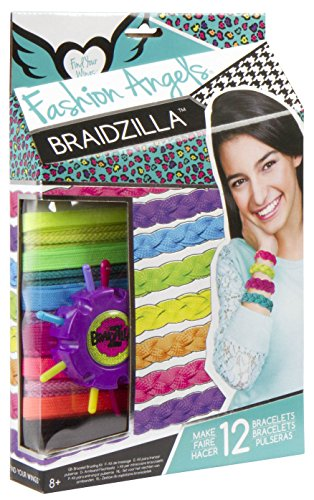 Fashion Angels Braidzilla Bracelet Braider - 1