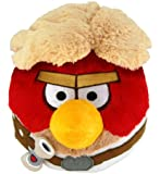 Angry Birds Star Wars Plush Bird Luke Skywalker, 5 Inch