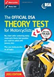 Cover of The Official DSA Theory Test for Motorcyclists Book 2011 by Driving Standards Agency 0115531270