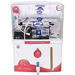 SAY 6 Stage RO UV 12L Water Purifier with double protection technology