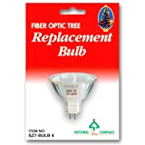 National Tree SZ7-BULB 4 35-watt Bulb for Fiber Optics - 12-volt