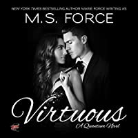 Virtuous: Quantum Trilogy, Book 1 (       UNABRIDGED) by M.S. Force Narrated by Cooper North, Brooke Bloomingdale