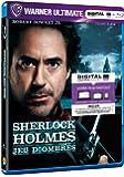 Sherlock Holmes 2 : Jeu d'ombres [Warner Ultimate (Blu-ray + Copie digitale UltraViolet)]